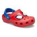 Crocs Flame Kids' Crocs Fun Lab Classic I Am Spiderman Clog Shoes