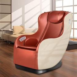 Inbox Zero Massage Chair, Zero Gravity Massage Chair, Full Body Massage Recliner in Red, Size 37.4 H x 25.5 W x 34.6 D in | Wayfair