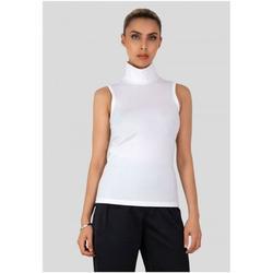 Debardeur Kebello Top Taille : F Blanc XS femme EU M