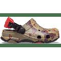 Crocs Camouflage Kids' Classic All-Terrain Desert Camo Clog Shoes