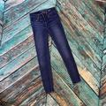 American Eagle Outfitters Jeans | American Eagle Jegging Jeans 0l | Color: Blue | Size: 0