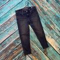 American Eagle Outfitters Jeans | American Eagle Hi-Rise Jegging Crop Jeans 6 | Color: Blue | Size: 6