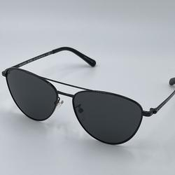 Michael Kors Accessories   Michael Kors Mk1056 Black Aviator Sunglasses Nwt   Color: Black   Size: Os