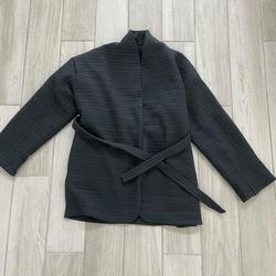 Lululemon Athletica Jackets & Coats   Lululemon Fall Wrap Around Jacket Cover   Color: Black   Size: 6