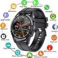 Montre connectée IP67 pour Android et Ios, bracelet en TPU, écran tactile HD de 1.3 pouces,