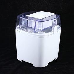 ZISURE Ice Cream Machine, Ice Cream Maker Household Ice Cream Machine For Ice Cream Frozen Yoghurt & Sorbet in White | Wayfair ZISURE061