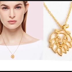 Kate Spade Jewelry   $58 New Kate Spade Celestial Gold Pendant Necklace   Color: Gold   Size: Necklace: 16l + 3 14 Extender