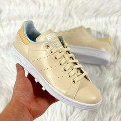 Adidas Shoes | Adidas Originals Stan Smith Wmns Casual New Multi | Color: Tan | Size: Various