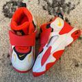 Nike Shoes | Nike Speed Turf Kids Shoes Euc | Color: Orange/White | Size: 9g