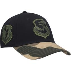 Men's Nike Black/Camo Air Force Falcons Rivalry Legacy 91 Adjustable Hat