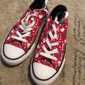 Converse Shoes | Hello Kitty Converse Youth | Color: Red/White | Size: 2bb