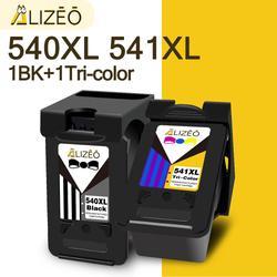 Cartouche d'encre de remplacement, compatible avec Canon PG540 CL541 PG 540 XL CL 546 XL, pour Canon