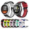 Bracelet sport en Silicone coloré pour montre intelligente COROS PACE 2, APEX Pro/46mm 42mm,