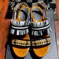 Coach Shoes | Coach Platform Shoe | Color: Black | Size: 6