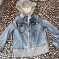 Free People Jackets & Coats | Free People, Xs, Jean Jacket | Color: Blue | Size: Xs