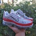 Nike Shoes   Nike Air Vapormax 360 Sneakers Womens 5.5 Shoes   Color: Gray/Red   Size: 5.5