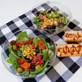 Latitude Run® Large Clear Plastic Mixing & Serving Bowls, Popcorn Bowls, Salad Bowls, Chip & Dip Serving Bowls in White | Wayfair