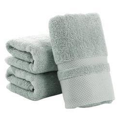 Goten 100% Cotton Towels Ultra Soft Towel Hand Bath Thick Towel Bathroom Portable Terry Towel Multifunctional Towel 100% Cotton in Green   Wayfair