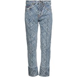 Denim Trousers - Blue - Versace Jeans Jeans