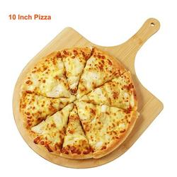 "tarye Bamboo 11"" Pizza Peel in Brown, Size 0.5 H x 11.0 W in   Wayfair TARYE9759ca2"