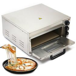 Yodala Electric Countertop Pizza Oven in Gray, Size 11.81 H x 22.05 W x 19.09 D in   Wayfair YODALA1159