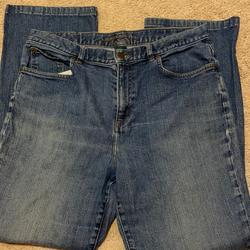 Ralph Lauren Jeans | Lauren Jeans Co. Ralph Lauren Womens Size 12 Jeans | Color: Blue | Size: 12
