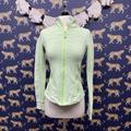 Lululemon Athletica Jackets & Coats | Lululemon Shape Jacket | Color: Green | Size: 6