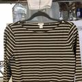 J. Crew Tops   J. Crew Womans Shirt Long Sleeve Round Neck Top S   Color: Green   Size: S