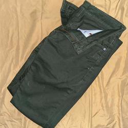 Levi's Jeans   Levi Strauss Denim Dark Green Jeans   Color: Green   Size: 30