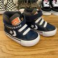 Converse Shoes   New Converse All Star High Top Baby Shoes   Color: Blue/White   Size: 2bb