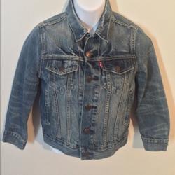 Levi's Jackets & Coats   Levis Denim Jean Jacket Size Small   Color: Blue   Size: S