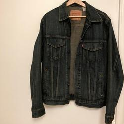 Levi's Jackets & Coats   Levis Denim Jean Jacket   Color: Blue   Size: M