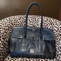 Dooney & Bourke Bags   Dooney & Bourke Genune Leather Hand Bag   Color: Black   Size: Os