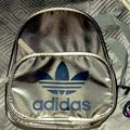 Adidas Bags | New No Tags- Adidas Mini Backpack | Color: Green | Size: Mini