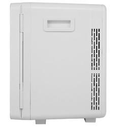 CreateNewFlow 20L Portable Small Mini Fridge,Car Refrigerator Mini Cold & Warm Refrigerator in Gray, Size 16.53 H x 12.99 W x 10.62 D in   Wayfair