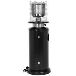 ihometea Commercial Bronze Outdoor Patio Heater w/ Sandbox & Wheels in Brown, Size 53.0 H x 17.0 W x 17.0 D in   Wayfair I01WSZ210508341-X819