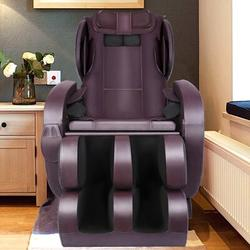 Inbox Zero Electric Reclining Heated Full Body Massage Chair in Black/Green, Size 57.0 H x 44.0 W x 30.0 D in   Wayfair