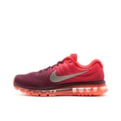 Nike Shoes   Nike Air Max 2017 Sports Shoes Men Casual Shoes   Color: Black/Red   Size: Various