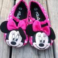 Disney Shoes   Disney Minnie Mouse Toddler Girls Shoes   Color: Black/Red   Size: 9g