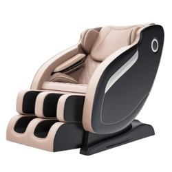 Inbox Zero SL Track Massage Chair Recliner, Full Body Massage Chair w/ Thai Stretch, Zero Gravity, Bluetooth Speaker, Airbags, & Thai Foot Massage
