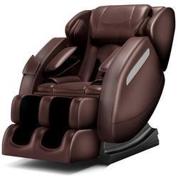 Inbox Zero Massage Chair, Full Body Zero Gravity Shiatsu Massage Recliner w/ S-Track, Auto Body Detection, Rocking Chair Mode, Bluetooth Speaker