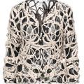 Suit Jacket - Natural - Diane von Furstenberg Jackets