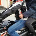 Ceinture de sécurité pour siège arrière de moto, pour enfants, poignée antidérapante, universelle,