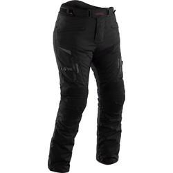 RST Pro Series Paragon 6 Pantalon textile de moto de dames, noir, taille 2XL pour Femmes