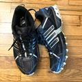 Adidas Shoes | Adidas Mens Trail Turf Golf Shoes | Color: Black/Silver | Size: 13