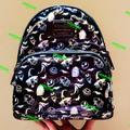 Disney Bags | Disney Loungefly Nightmare B4 Christmas Backpack | Color: Black | Size: Os