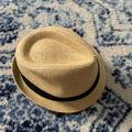 Urban Outfitters Accessories | Fedora Hat | Color: Tan | Size: Os