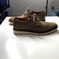 Coach Shoes   Coach Tan Casual Dress Shoes Size 11   Color: Tan   Size: 11