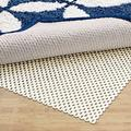 Symple Stuff Non-Slip Rug Pad Gripper 2X3 Feet Ultra Thick Anti Skid Carpet Mat, Provides Protection & Cushion For Area Rugs, Carpets, Hard Floor