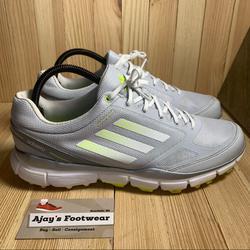 Adidas Shoes   Adidas Adizero Sport 2 Womens Golf Gray Shoes   Color: Gray/White   Size: 9.5